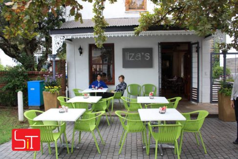 Furniture Installation at Lizas Stellenbosch