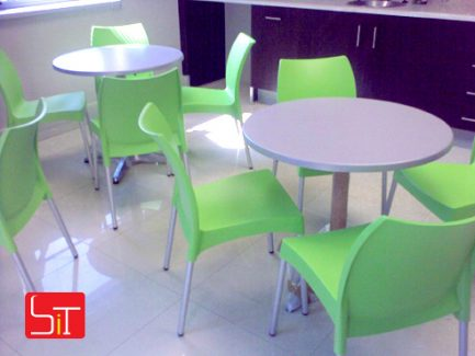 Furniture Installation at Experian