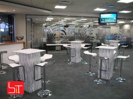 Furniture Installation at Investec