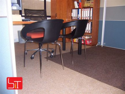 Furniture Installation at Lexis Nexis