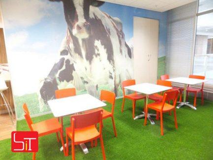 Furniture Installation at Nedbank