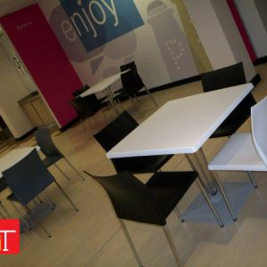 Furniture Installation at T-Systems