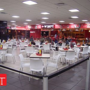Furniture Installation at Wimpy OR Tambo