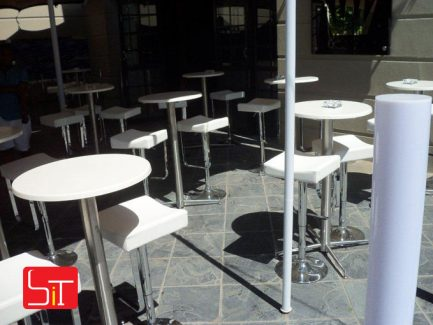 Furniture Installation at ZAR Club