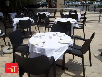 Furniture Installation at Central Grill