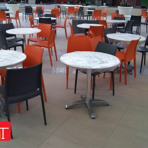 Furniture Installation at Eastgate Food Court