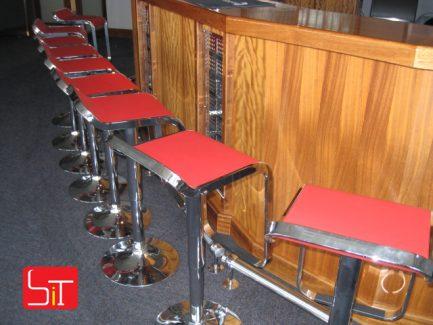 Furniture Installation at PWC Sunninghill