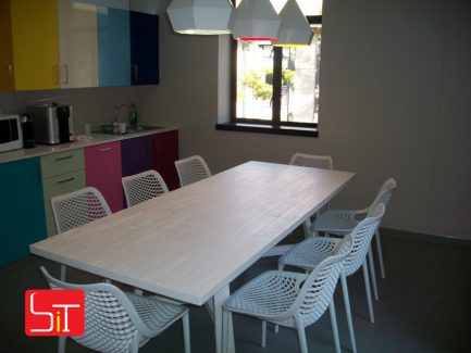 Furniture Installation at PAG