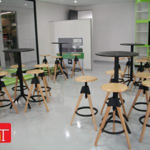 Furniture Installation at Cash Connect