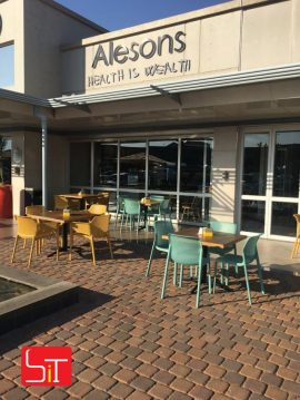 Furniture Installation at Alesons