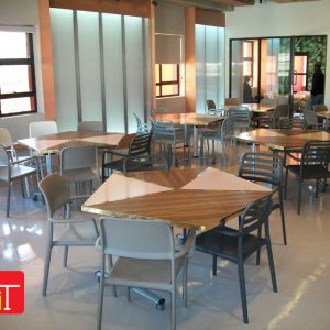 Furniture Installation at GIBS