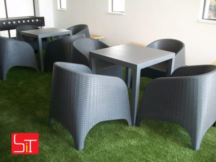 Furniture Installation at Gartner