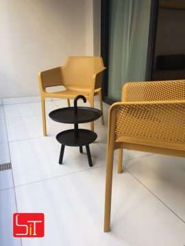 Furniture Installation at Hyde Park Suites
