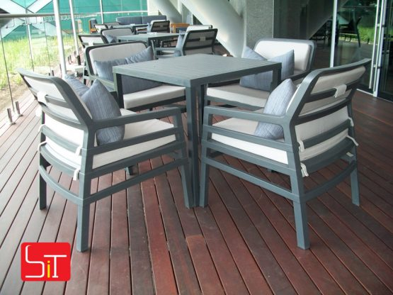 Furniture Installation at Time Square Menlyn