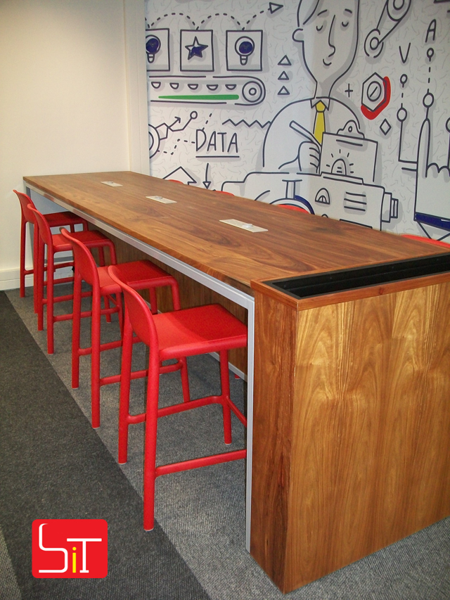 Furniture Installation at Reflex Solutions